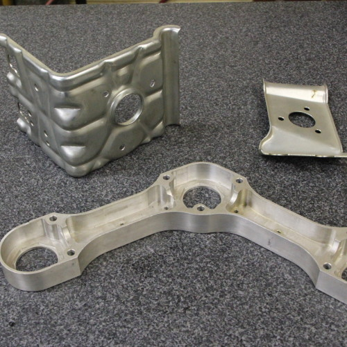 Custom Auto Parts Prototyping