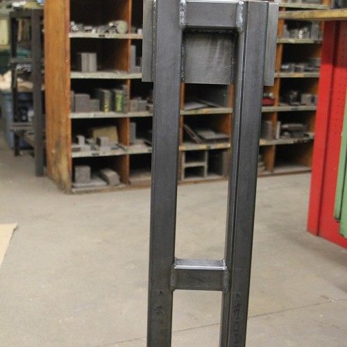 Weldments and Frames